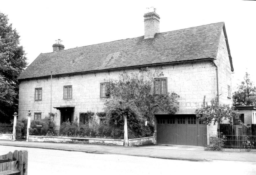 The Manor House, Lillington.  1967 |  IMAGE LOCATION: (Warwickshire County Record Office)