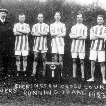 Cherington.  Cross country running team