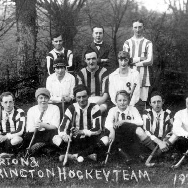 Cherington.  Hockey Team