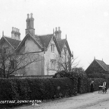 Dunnington.  Conway Cottage