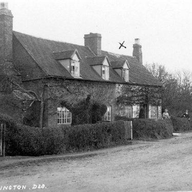 Dunnington.  Cottages