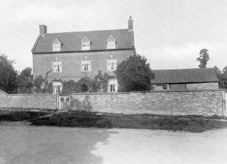 High House Farm, part of the estate of the Rev. Canon Norrice, Napton on the Hill.  1917 |  IMAGE LOCATION: (Warwickshire County Record Office)