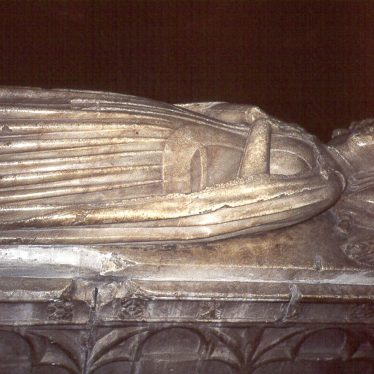 Polesworth.  Tomb of Elizabeth Cockeyne