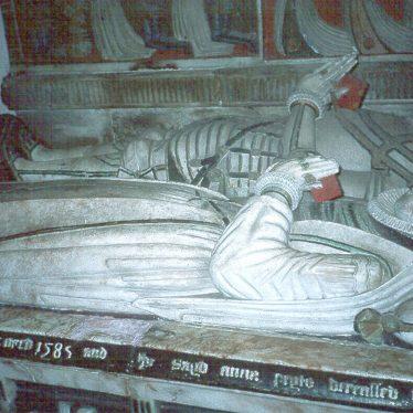 Chesterton.  Peyto Family Tomb