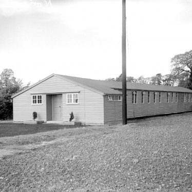 Norton Lindsey.  Village hall