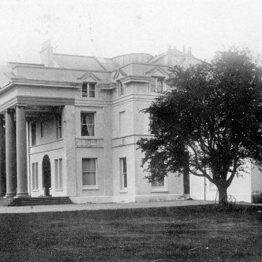 Oldbury Hall.