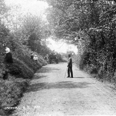 Edgehill.  Camp Lane