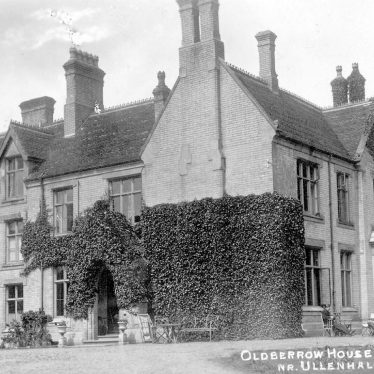 Oldberrow.  Oldberrow House