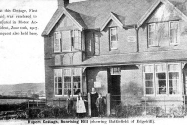 Memories of Rupert Cottage, Edge Hill