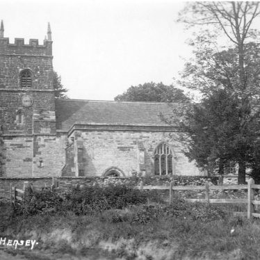 Pillerton Hersey.  Church of St Mary
