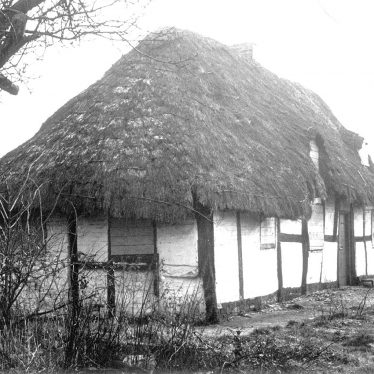 Polesworth.  Little Jim's Cottage