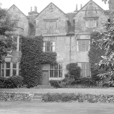 Polesworth.  Hall End Hall