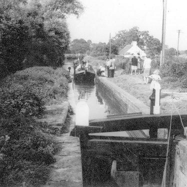 Preston Bagot.  Stratford upon Avon Canal