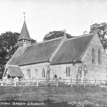 Preston Bagot.  All Saint's church