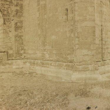 Quinton, Lower.  Church Plinth