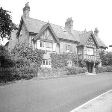 Radford Semele.  Manor House