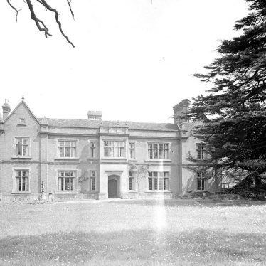 Radford Semele.  Radford Hall