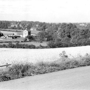 Pillerton Hersey.  Fossebury Farm