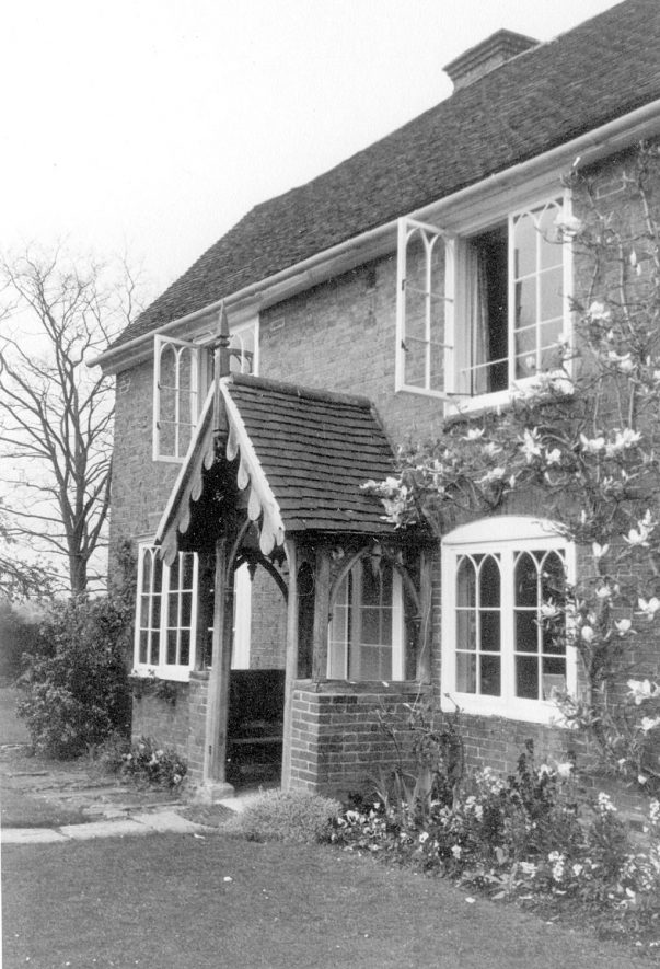 Wind Mill House, Rowington.  1960s    IMAGE LOCATION: (Warwickshire County Record Office)