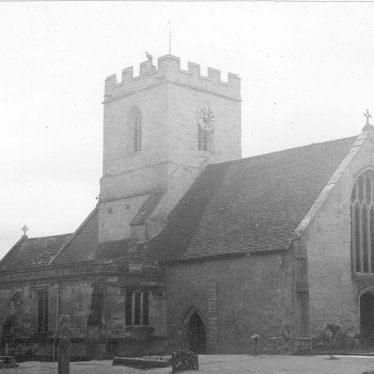 Rowington.  Parish church