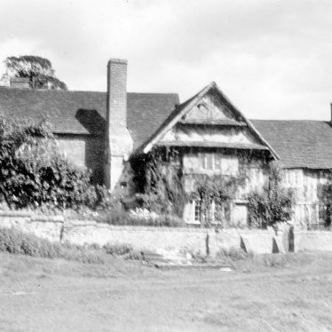 Rowington.  Whitley End farm