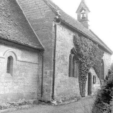 Spernall.  St Leonard's Church