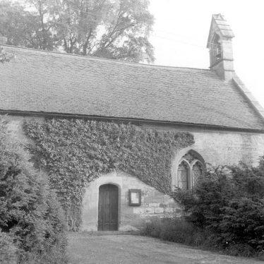 Spernall.  St Leonard's Church