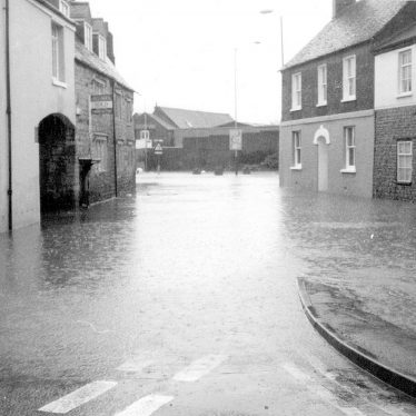 Shipston on Stour.  Floods