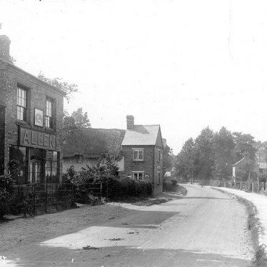 Ettington.  Main street