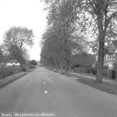Shipston on Stour.  London Road