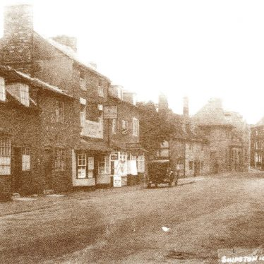 Shipston on Stour.  New Street