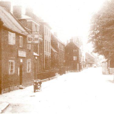 Shipston on Stour.  Church Street