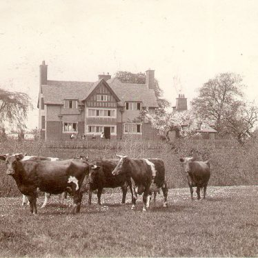 Shipston on Stour.  Ellen Badger Cottage Hospital