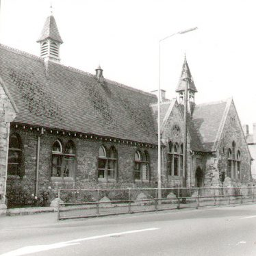 Shipston on Stour.  County Primary School