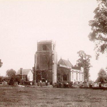 Stoneleigh.  Parish church