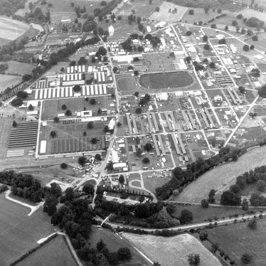 Stoneleigh.  National Agricultural Society Showground
