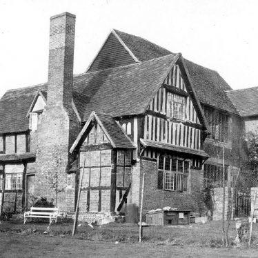 Studley.  Gorcott Hall
