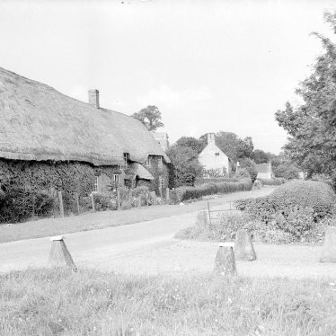 Sutton under Brailes.  Cottages