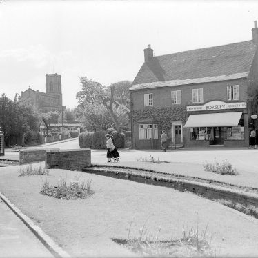 Stretton on Dunsmore.  Village stores