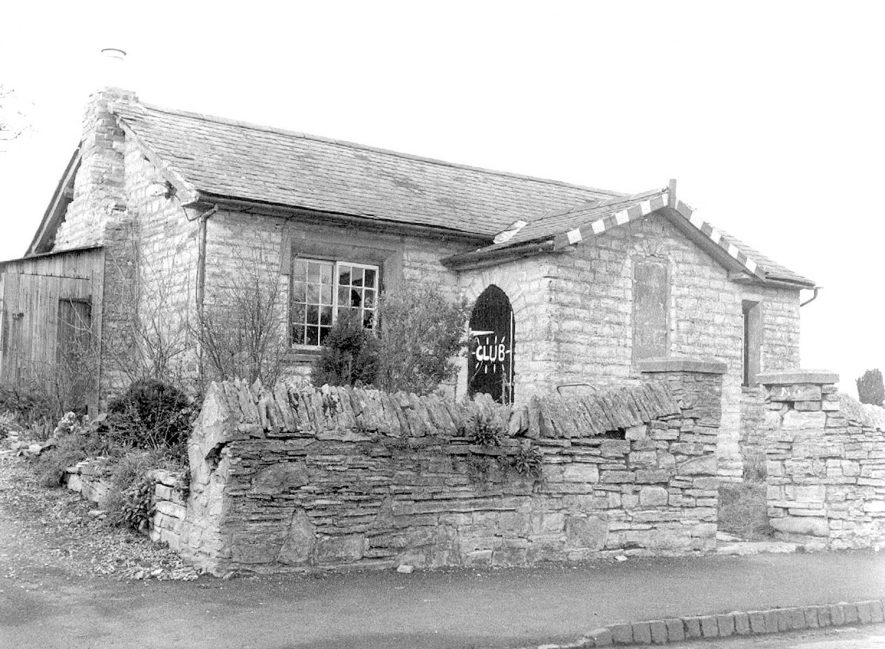 Temple Grafton Church of England School. This is the first school built in the village. It was built in 1838 with the aid of a grant from the National Society.  1967 |  IMAGE LOCATION: (Warwickshire County Record Office)