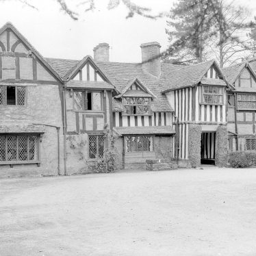 Rowington.  Shakespeare Hall