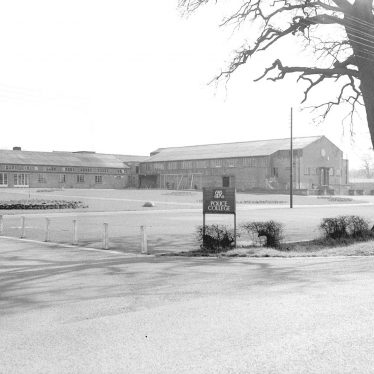 Ryton on Dunsmore.  Police College