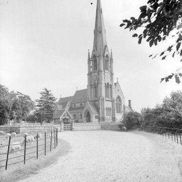 Sherbourne.  All Saint's church