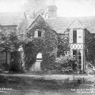 Exhall, nr Coventry.  Vicarage