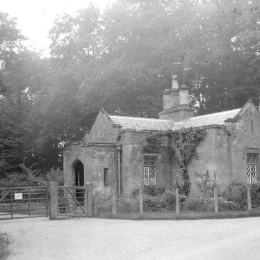 Stoneleigh.  Lodge at Stoneleigh Estate