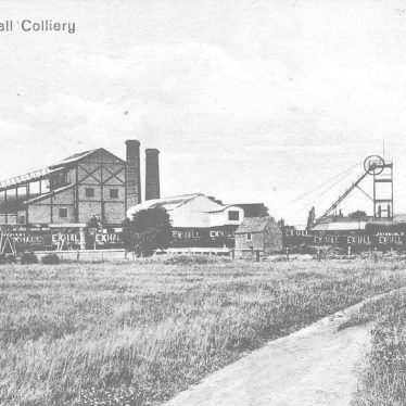 Exhall, nr Coventry.  Colliery