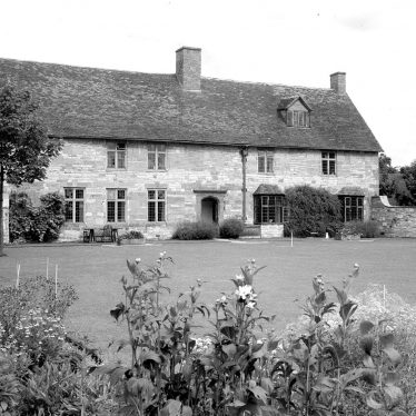 Shottery.  Manor House