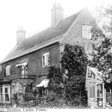 Stretton under Fosse.  Parsonage