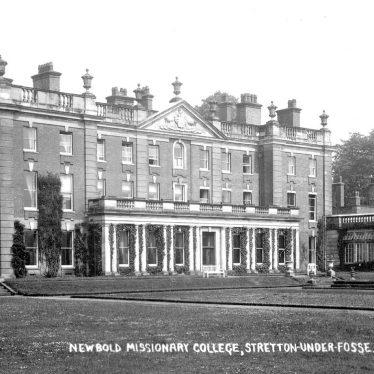 Stretton under Fosse.  Newbold Revel Missionary College