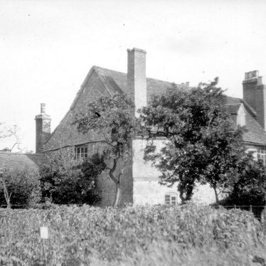 Shottery.  Hathaway Farm House
